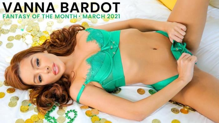 Vanna Bardot - March 2021 Fantasy Of The Month [2020 | HD] - NubileFilms